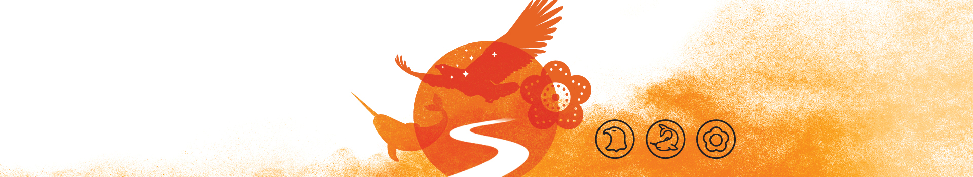 National Day for Truth and Reconciliation - Orange Banner