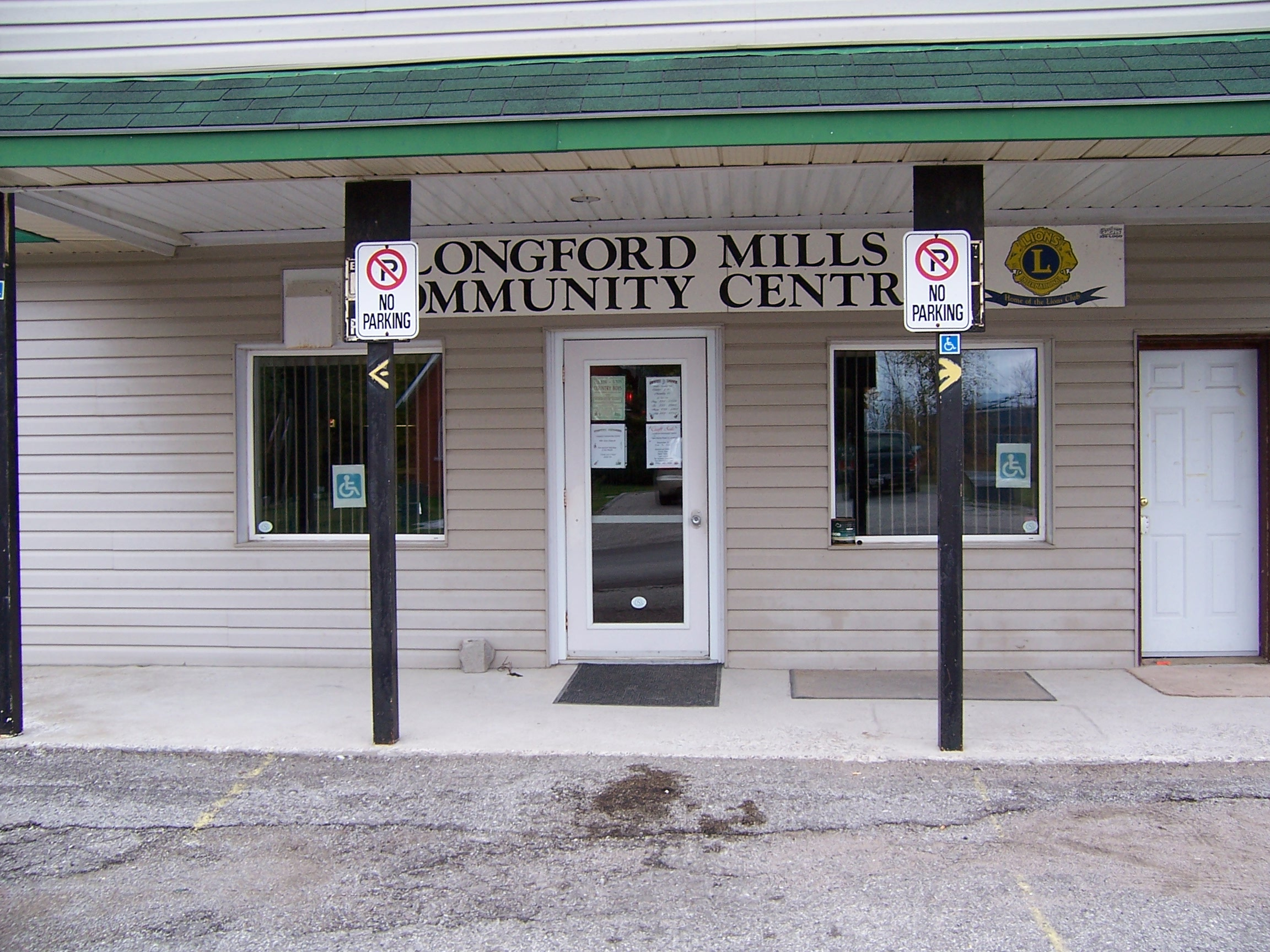 longford mills community centre